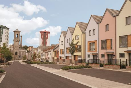 Redrow's Vision project, Devonport, Plymouth