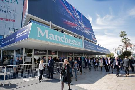 Manchester at mipim