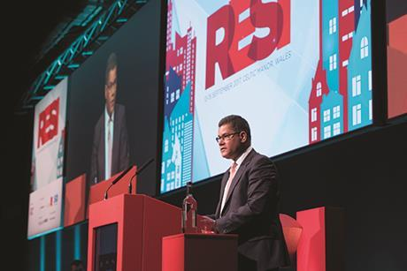 Alok Sharma, RESI Conference 2017