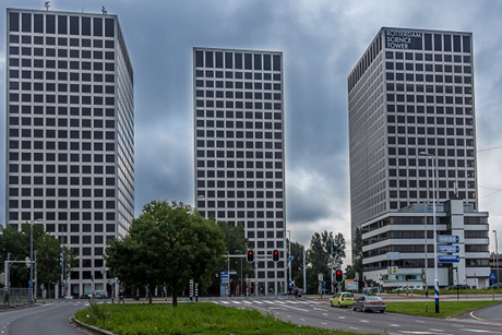 Rotterdam science tower