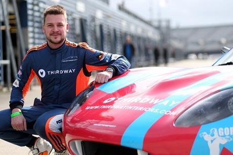 James townsend fox motorsports