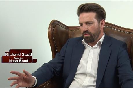 Richard Scott - Nash Bond