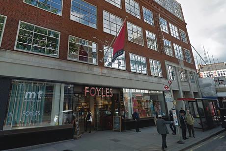 Foyles, Charing Cross Road