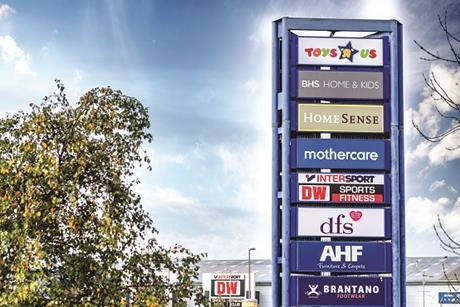 Retail park shutterstock credit jevanto productions 776211748