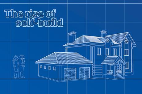 Self-build illustration
