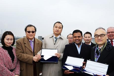 Abp chinese delegation]