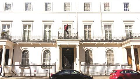 Foreign matter: London embassy ownership | Insight ...