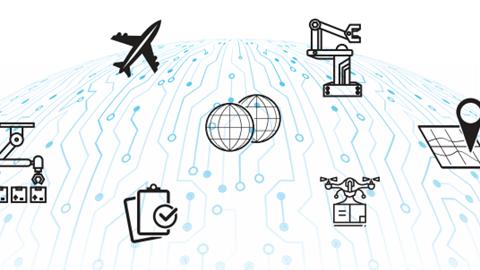Industrial Logistics graphic