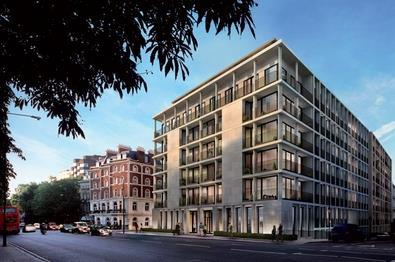 'Top product': Lancer keeps faith in central London with purchase of CPC's De Vere Gardens blocks