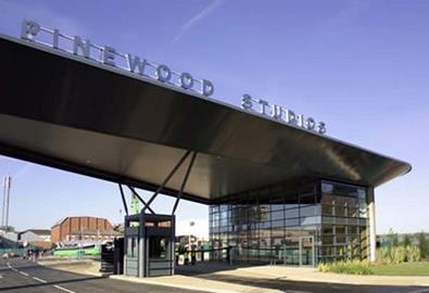 Pinewood Stuidos in West London