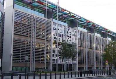 Home Office building Marsham Street, London