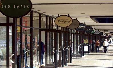 Big cheese: Cheshire Oaks is among £371m of factory outlets under offer