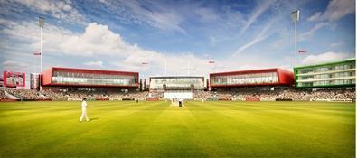 Lanacashire county cricket ground
