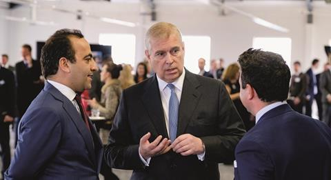 Sassan Ahsani MD of LRE Capital_Duke of York_James Appleton Metcalfe MD of Citivale
