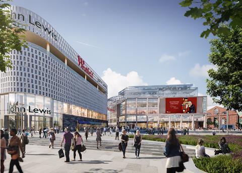 Westfield london expansion primark