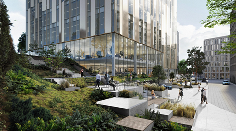 £400m belfast waterside project at city's sirocco works