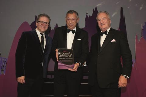 Hall of Fame Sir George Iacobescu