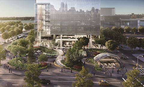 3 Hudson Boulevard, New York
