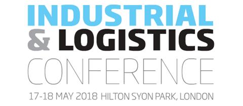 Industrial logistics banner