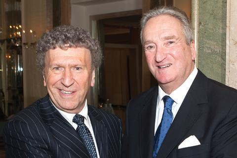 Irvine Sellar and Harvey Soning