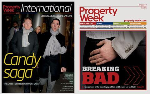 PW covers of the year