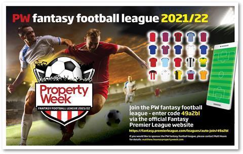 PW fantasy football league v2