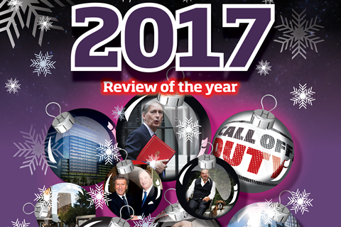 2017 review of the year