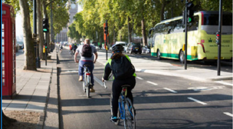 East-West Cycle Superhighway
