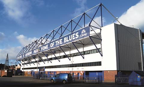 Everton stadium