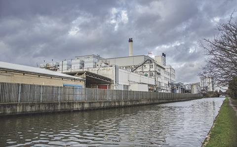 Nestlé factory, Hayes, London