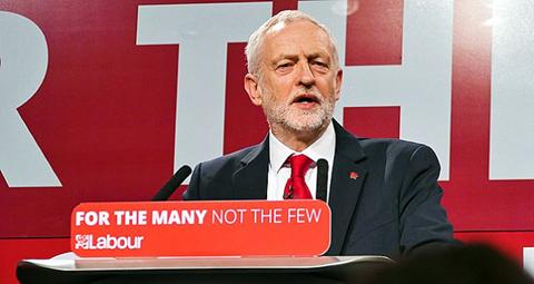 Jeremy Corbyn new