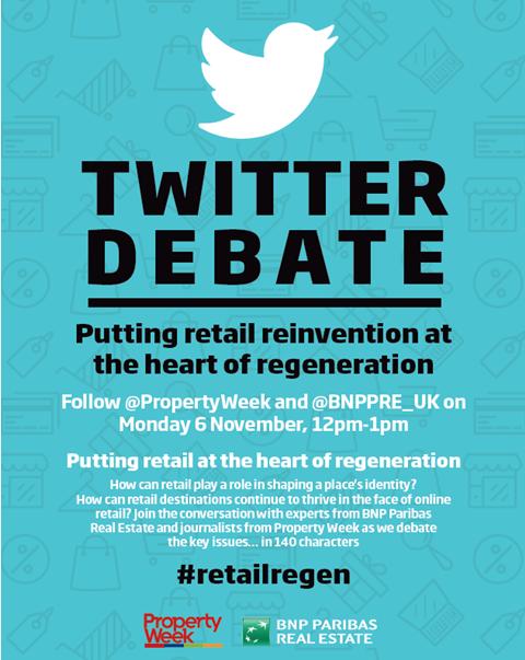 Retail twitter debate large