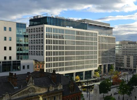2 St Peter's Square Manchester