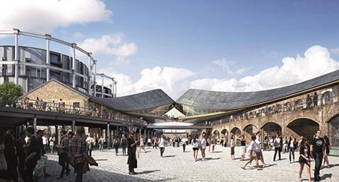 Coal Drops Yard, King's Cross