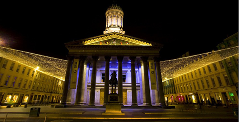 Get Living Glasgow