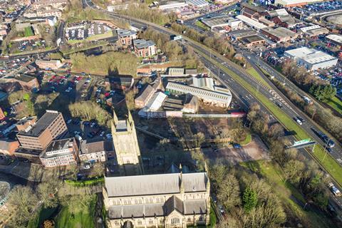 Church Wharf, Bolton
