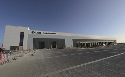 London Gateway Logistics Centre