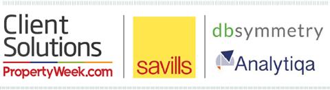 Client solutions Savills logo