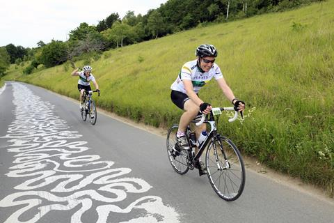 Bike Ride Box Hill