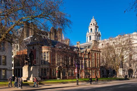 RICS HQ London