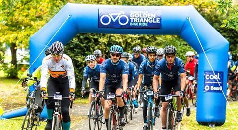 Bidwells cycle challenge