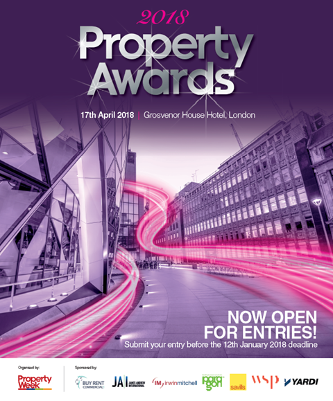 2018 property awards