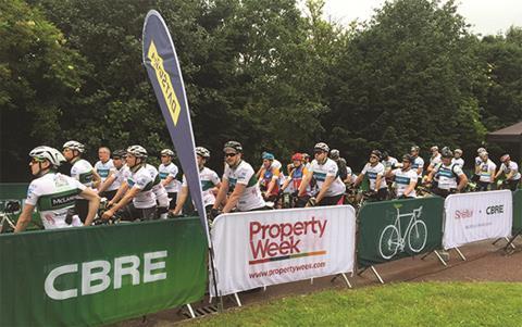 Great Property Bike Ride 2016