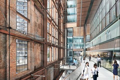 Battersea Office space