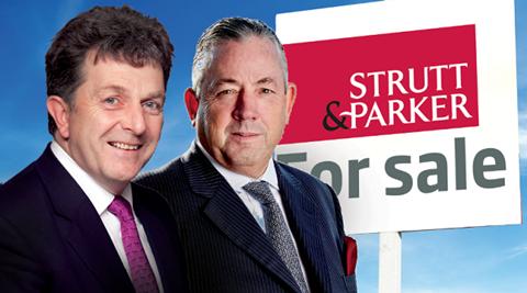Strut Parker BNP Paribas sale