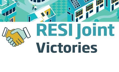 RESI Joint victories wide