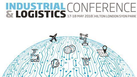 Industrial  Logistics Conference logo bigger new