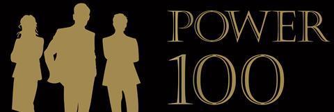 Power 100 logo
