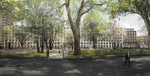 Bloomsbury campus, University of London