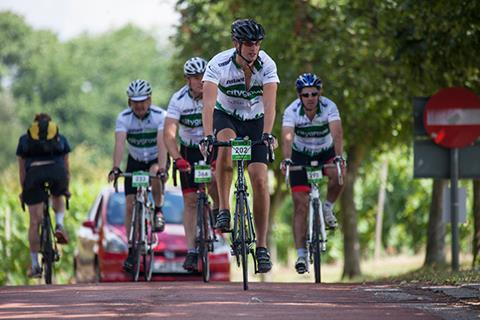 CBRE Great Property Bike Ride 2015